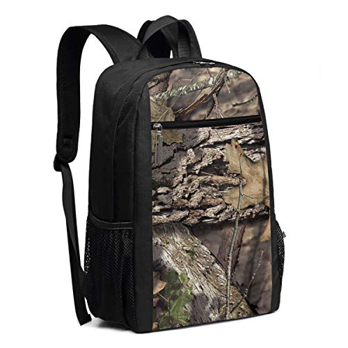 Personalized Browning Camo School Laptop Backpack 17 Inch