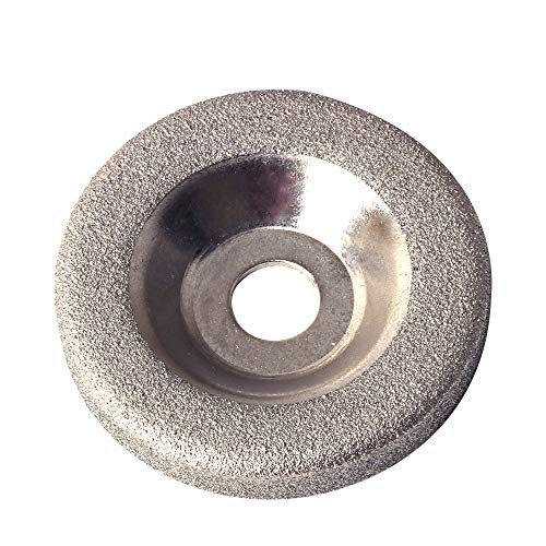 50x10mm Diamond Grinding Wheel Cup Glass Emery Milling Cutter Circle Grinder Stone Sharpener Angle Cutting Wheel Rotary Tool