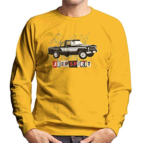 Jeep Spirit Honcho Men's Sweatshirt