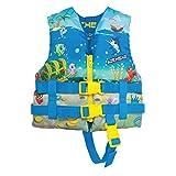 Airhead Children's Treasure Life Vest, Blue, 10088-02-A