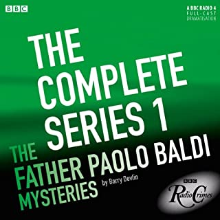 Baldi: Series 1                   By:                                                                                                                                 Barry Devlin,                                                                                        Simon Brett,                                                                                        Annie Caullfield                               Narrated by:                                                                                                                                 David Threfall                      Length: 4 hrs and 24 mins     109 ratings     Overall 4.7