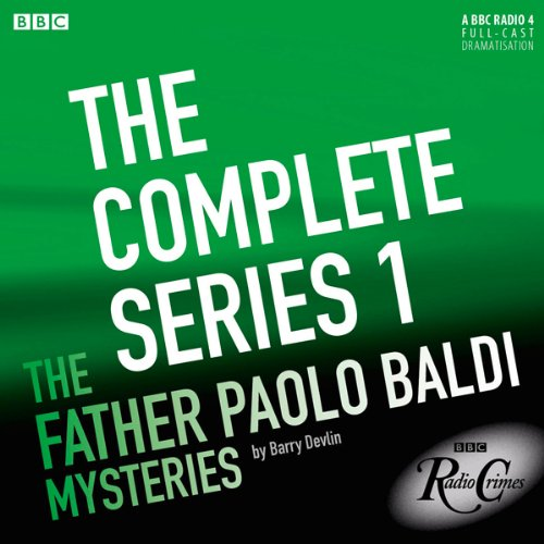 Baldi: Series 1 audiobook cover art