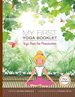 My First Yoga Book: Yoga Poses for Preschoolers