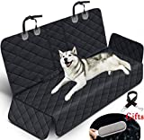 Waterproof Pet Seat Cover Car Seat Cover Protector for Dogs, Heavy Duty Scratch