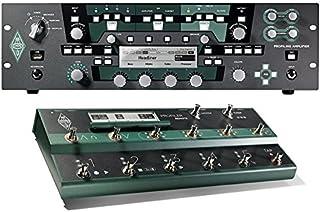 KEMPER RACK + REMOTE プリアンプ+フットコントローラー+オリジナルRIG音源セット ケンパー