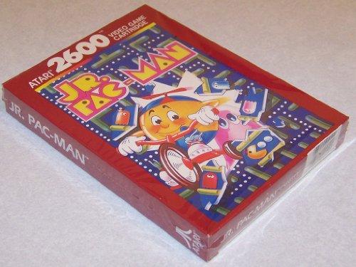 JR Pac Man - Atari 2600 - PAL