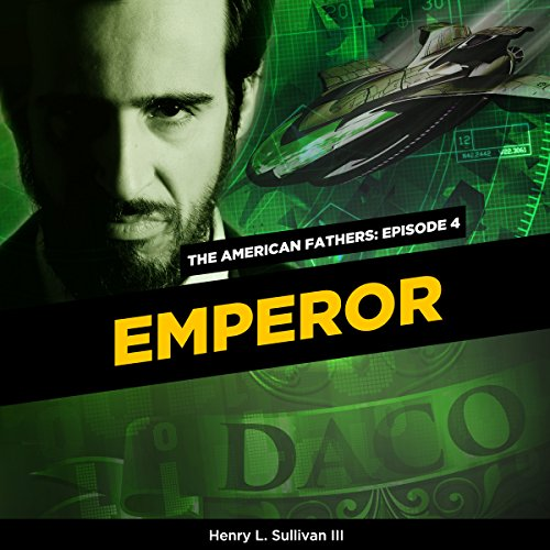 Emperor audiobook cover art