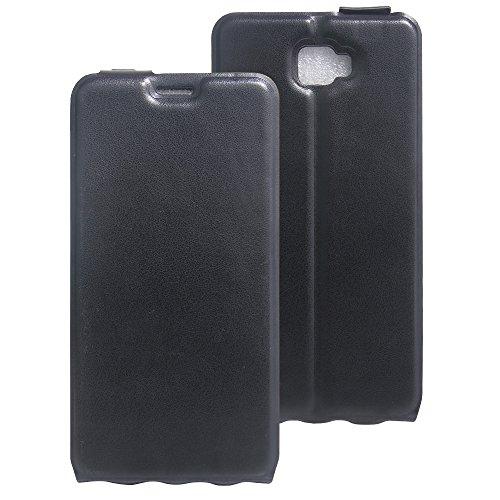 Litao-Case CN Hülle für Archos 55 Cobalt Plus hülle Flip Leder + TPU Silikon Fixierh Schutzhülle Case 7