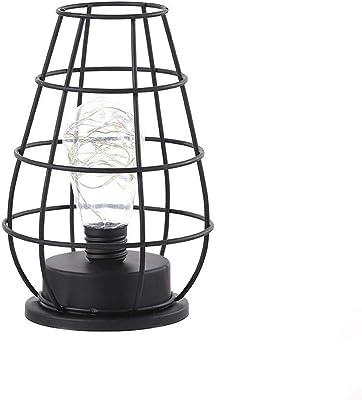 L.W.SURL Lámpara de Escritorio LED Creativa, Industrial, clásica ...
