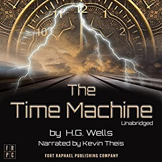 The Time Machine: An Invention - Unabridged audiobook cover art