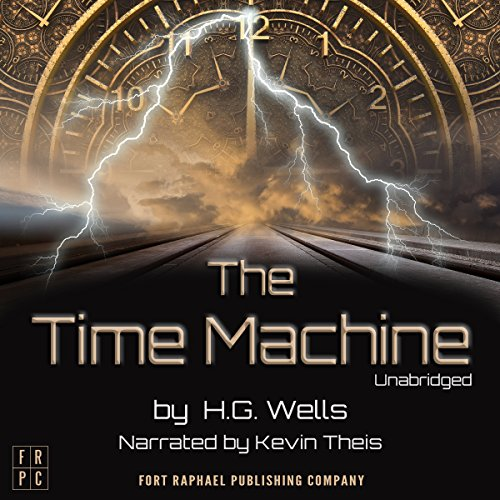 The Time Machine: An Invention - Unabridged Titelbild