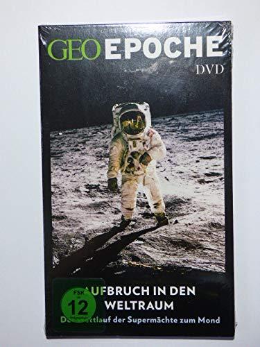 GEO EPOCHE DVD Aufbruch in den Weltraum. Der Wettlauf der Supermächte zum Mond