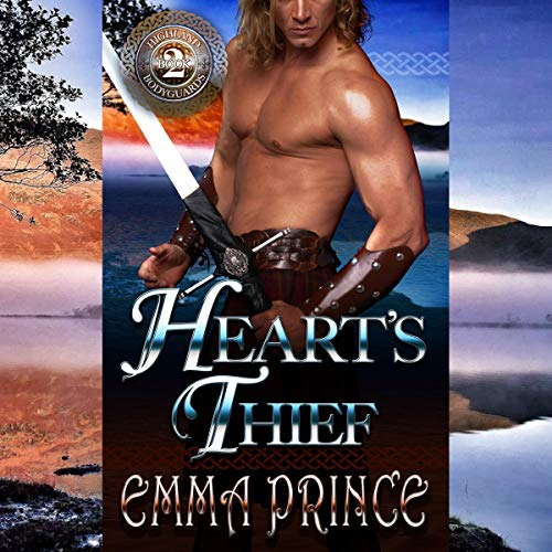 Heart's Thief      Highland Bodyguards, Book 2              By:                                                                                                                                 Emma Prince                               Narrated by:                                                                                                                                 Tim Campbell                      Length: 7 hrs and 23 mins     2 ratings     Overall 5.0