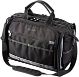 Amazon Basics Durable, Wear-Resistant Base, Tool Bag with Strap, Electrician's, 50 Pocket