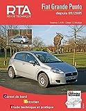 E.T.A.I - Revue Technique Automobile B704.5 - FIAT GRANDE PUNTO III - Depuis 09/2005
