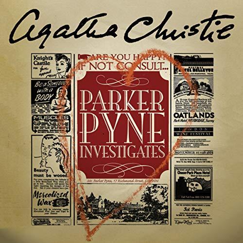 Parker Pyne Investigates cover art