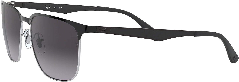 Ray Ban Rb20 Metal Square Sunglasses