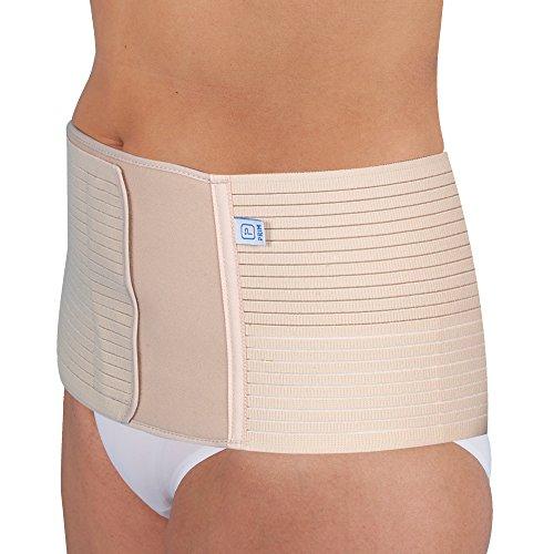 Sacrolumbar Band - Rücken- und Bauchstützgürtel - 21cm Tiefe - erhältlich in 3 Größen (Large - 110-130cm)