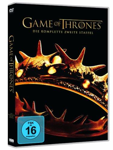 Game of Thrones – Die komplette zweite Staffel [5 DVDs] - 4