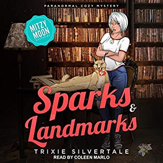 Sparks & Landmarks Titelbild