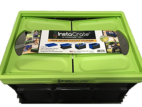 Collapsible-12 Gallon Storage Bin By Instacrate
