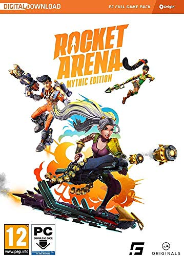 Rocket Arena - Mythic Edition (PC) DVD