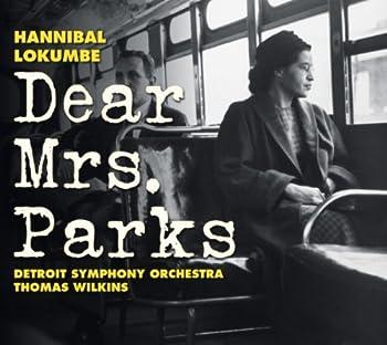 Dear Mrs Parks  Seeds of the World  Bass Chorus