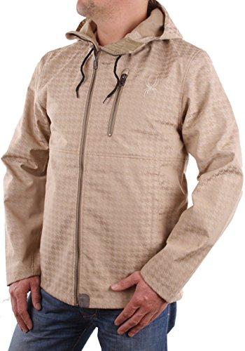 Spyder Herren Shiller Softshell Jacket Gr. M #073 (M, Beige)