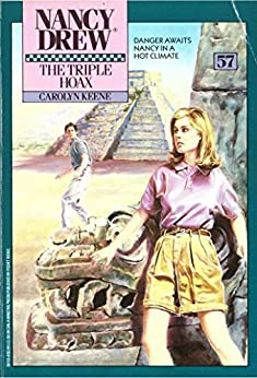 The Triple Hoax (Nancy Drew Mysteries Book 57) by [Carolyn Keene]
