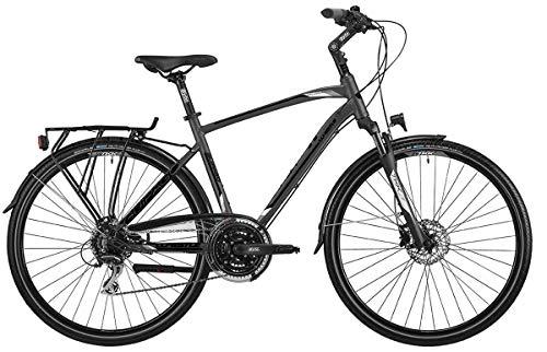WHISTLE Bici Trekking Front 28 GUIPAGO 2160 Man Telaio Alluminio Gruppo Shimano ACERA 24V Gamma 2021