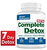 Longevity Complete Detox [BETA Formula ]7 Day 21 Caps – Accelerated...