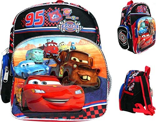 95 Cars Racers Mini 10 Backpack product image