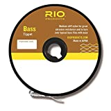 Rio Fly Fishing Tippet Bass Tippet 30yd 10Lb Fishing Tackle, Clear