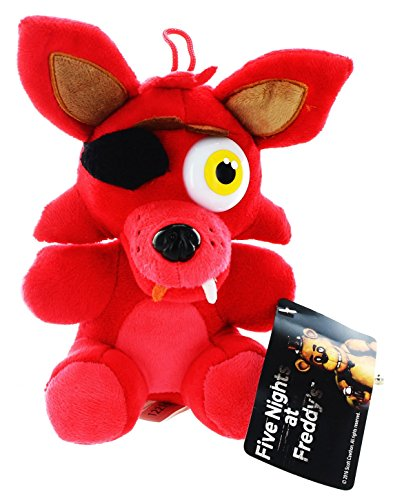 Five Nights at Freddy's Foxy Fox 10 inches Plush Doll