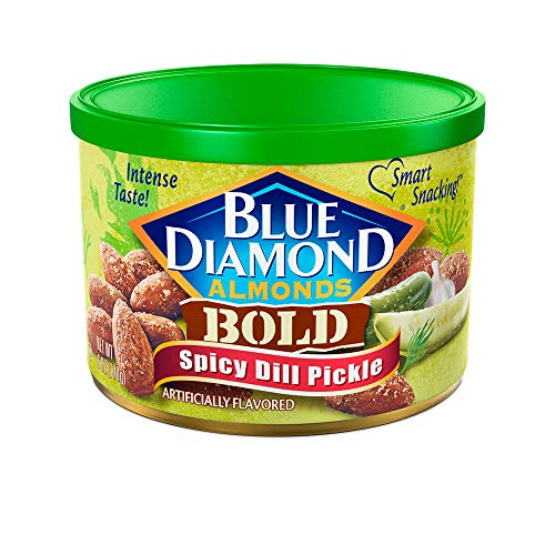 6-Oz Blue Diamond Almonds: Spicy Dill Pickle $2.13 & More w/ S&S + Free Shipping w/ Prime or $25+