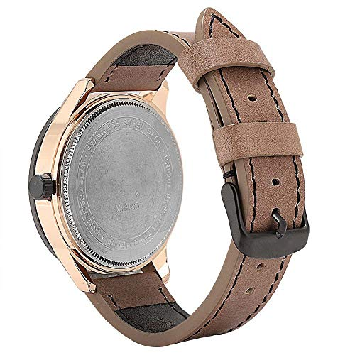 KASD Reloj de Cuarzo, Que te Hace más Elegante, cómodo Reloj de Moda para el Uso Diario.