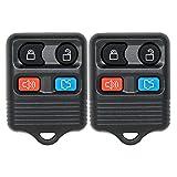 Keyless2Go Keyless Entry Remote Car Key Fob Replacement for Vehicles That Use CWTWB1U331, Self-Programming