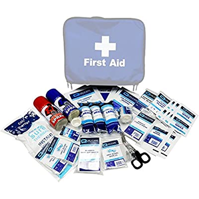Qualicare Training Sports Exercise Outdoor Athletics First Aid Kit - Refill Only from Sure Healthcare