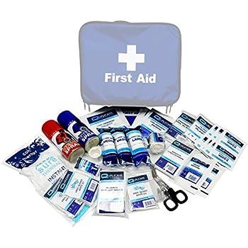 Qualicare Kit de premiers secours pour entraînement et sports de plein air ? Recharge uniquement