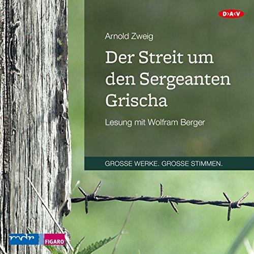 Der Streit um den Sergeanten Grischa Titelbild