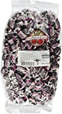 Primrose Black Taffy | Old Fashioned Licorice Chewy Candy Wrapped Bulk | 3 pounds