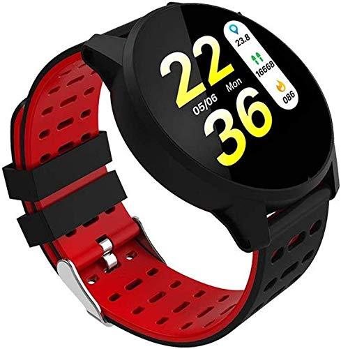 Hartslagmeter Smart Horloge Waterdichte Stappenteller Horloge Voor Kinderen Vrouwen Mannen-4 KLEUREN