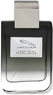 Signature of Excellence by Jaguar for Men - Eau de Parfum, 100ml