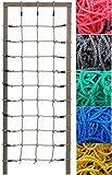 Loggyland Kletternetz Höhe 2,50m x Breite 1m, Verschiedene Netzfarben zur Auswahl