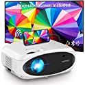 XOPPOX WiFi Projector Bluetooth 7500L FHD 1080P Projector