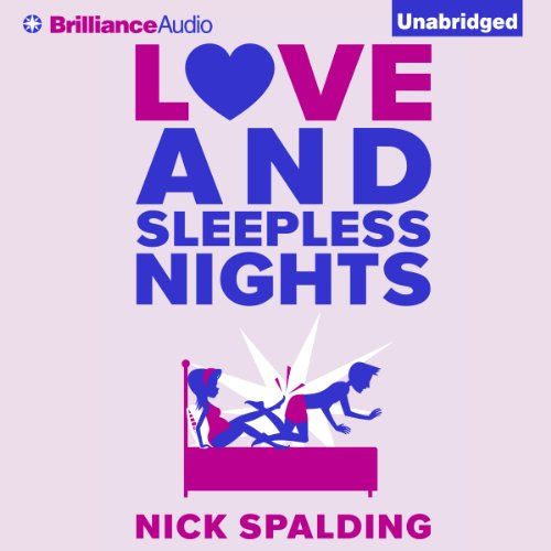 Love...And Sleepless Nights audiobook cover art