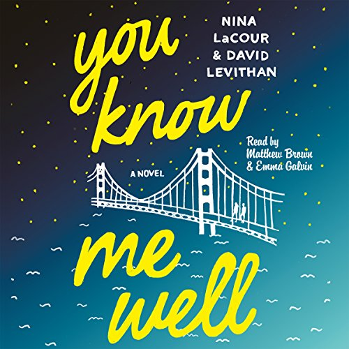 You Know Me Well audiobook cover art
