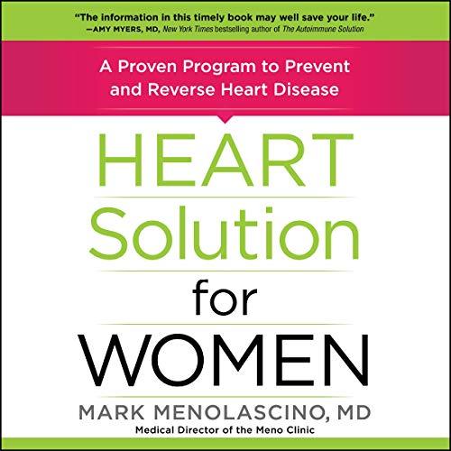 Heart Solution for Women audiobook cover art