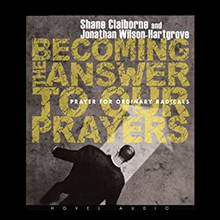 Becoming the Answer to our Prayers cover art