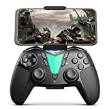 Mobile Game Controller Compatible with iPhone iPad(Ver.13 or Later, Only for MFi...